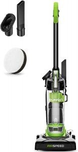 EUREKA Airspeed Ultra-Lightweight Compact Bagless Upright Vacuum Cleaner