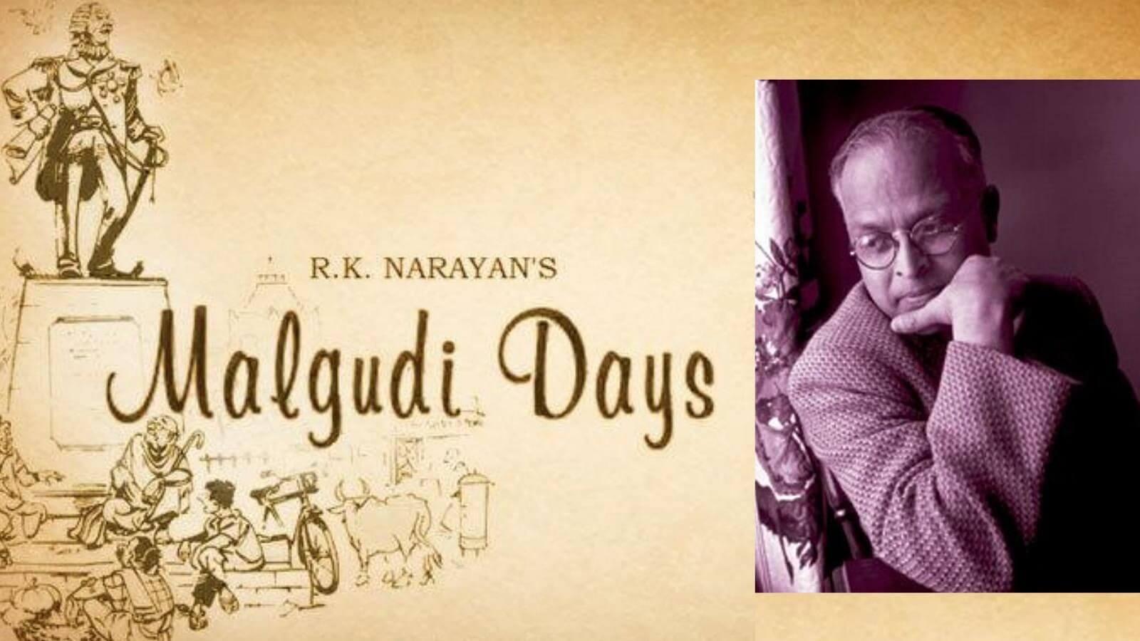 R K Narayan Books